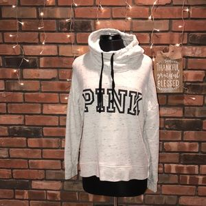 🖤🍁PINK Victoria Secret Sweatshirt Cowl Neck